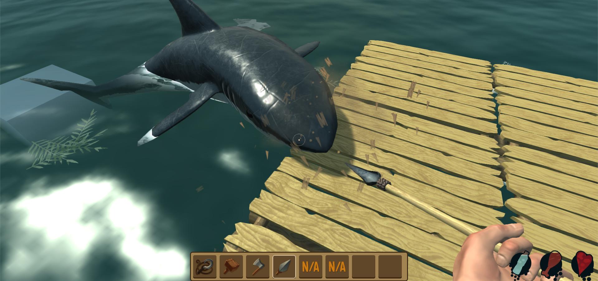 Raft v1.04 скачать торрент
