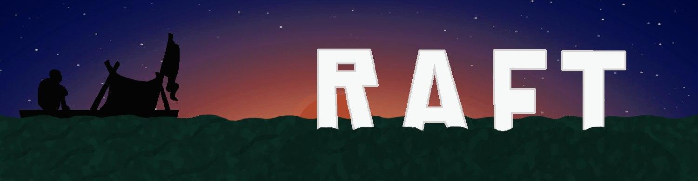 Raft — игра-выживание на плоту посреди океана